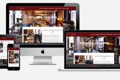 stránky restaurace