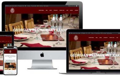 Gruzínská restaurace Kakheti